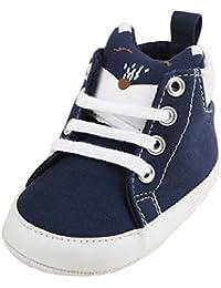 Botas de bebé, Amlaiworld Bebé niñas niños cuna zapatos prewalker suave zapatillas suela 0-18 Mes