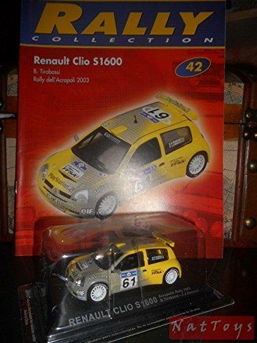 renault-clio-s1600-tirabassi-renucci-rally-acropolis-2003-fas42-143-die-cast