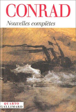 Nouvelles complètes par Jacques Darras