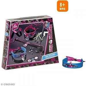 Monster High - CREA Tus Pulseras (Totum TM565012)