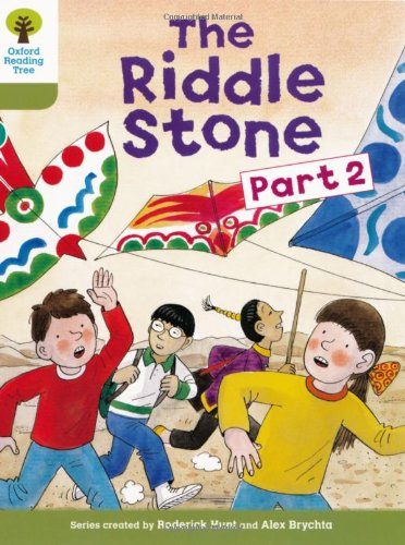 Oxford Reading Tree: Level 7: More Stories B: The Riddle Stone Part Two