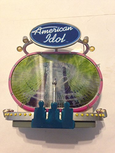 american-idol-christmas-ornamentvoice-recordable-light-up-sound-retired-nib-by-ai