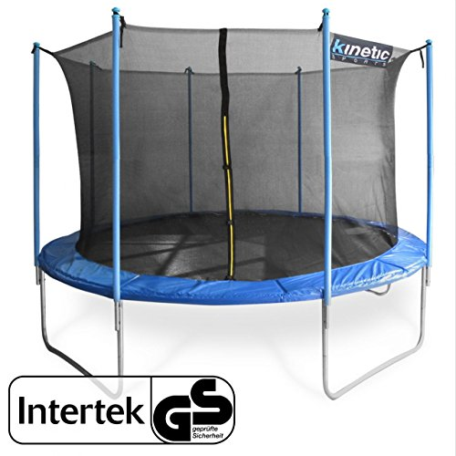 Kinetic Sports Gartentrampolin Ø 430 cm - 2