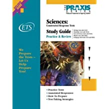 Science: Contructed-Response Study Guide (Praxis Study Guides)