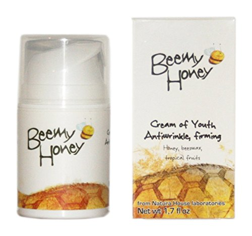 Beemy Honey Cream of Youth Antiwrinkle Firming - 50 ml