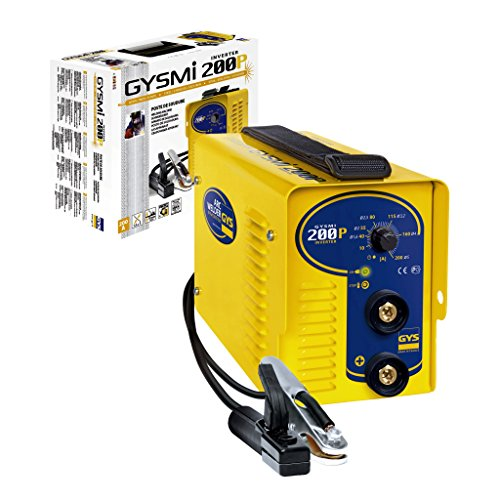 Abratools 371030794 Inverter Gysmi 200 P