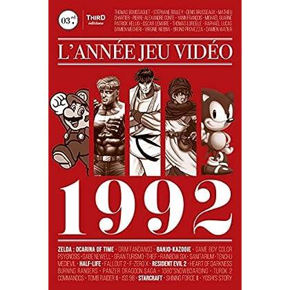 L'Année Jeu Vidéo 1992