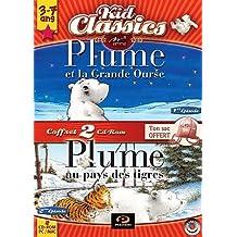 Pack Plume 1 et la grande ourse + Plume 2 pays des tigres