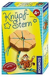KOSMOS 711214 - Juego de Tablero (Juego de Habilidades motrices Finas, Niños, Niño/niña, 4 año(s), 113 mm, 183 mm)