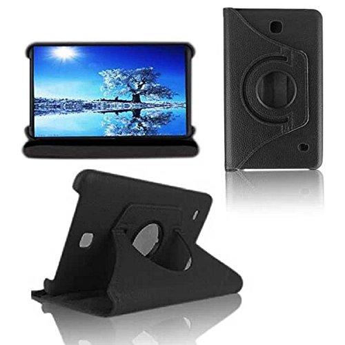 sung Tab4 7 Zoll - Ultra Slim PU Leder Flip Case Cover Folio Schutzhülle für Samsung Galaxy Tab 4 7.0 (7 Zoll) T230 T235 Tablet Leder Tasche Hülle Etui Schale mit Standfunktion ()