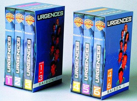Urgences - Saison 1 : Vol.4/5/6 [VHS]