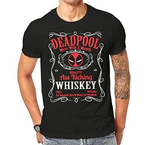 YWJ Paradise City Label T-Shirt für Männer, Guns N \'Roses,1,XXXXL