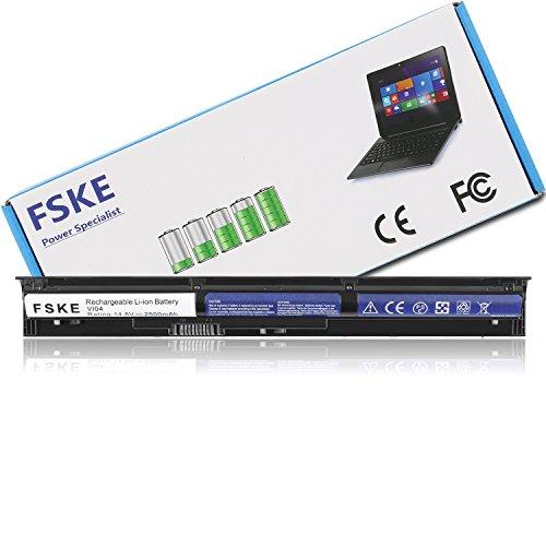 FSKE VI04 Batería del Ordenador portátil para HP Envy 14 15 17...