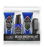 Jack Black Beard Grooming Kit, 1er Pack (1 x 118 ml)