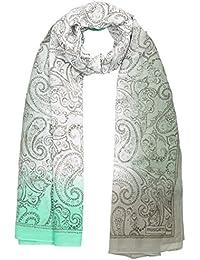 Paisley Silk Scarf Passigatti scarf women´s scarf