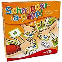 "Noris Spiele 606011638 - ""Schnapper-la-papp"" Spiel"