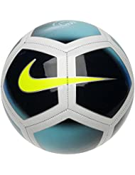 English Premier League Pitch Football Ball (Navy/Blue, Size 5)