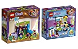 Lego Friends Set: 41327 Mias Zimmer + 41328 Stephanies Zimmer