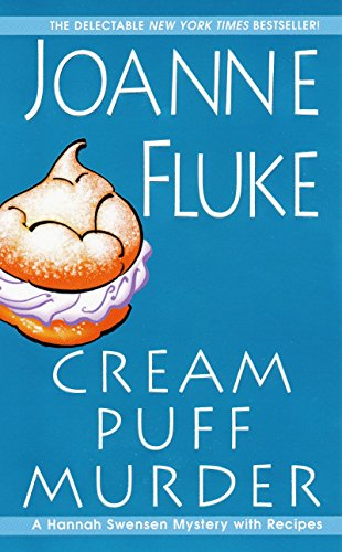Cream Puff Murder (A Hannah Swensen Mystery, Band 11) Womens Cream Puff