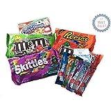 Coffret Bonbons et Chocolats Américains - Spécial Grand Format - 11 Pièces