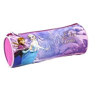 Disney: Frozen–Neceser–bolsa redondo 22x 8.5cm