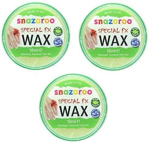 Snazaroo Special FX Wachs-Make-up-Effekte Für Halloween 18 ml