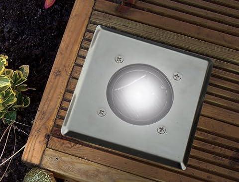 Paroh Kent Collection SL1163 Independant Solar Deck Lights (Set of 10)