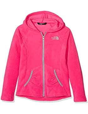 The North Face Mezzaluna chaqueta de deporte niña, Mezzaluna, Rose, L