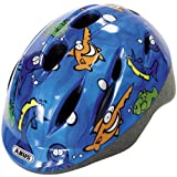 ABUS SMOOTY 395840_ Zoom Smiley White M Helm Kind Smooty Zoom Smiley White M