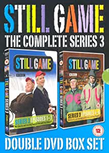 Still Game: Series 3 [DVD] [2002]