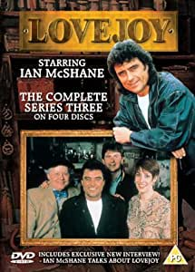 Lovejoy: The Complete Series 3 [DVD] [1992]
