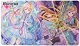 Ultra Pro 84789 - Force of Will A2 Alice Fairy Queen Play Mat, Kartenspiel