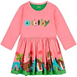 Oilily Mädchen Kleid Dobra-140 - Kindermode : Mädchen