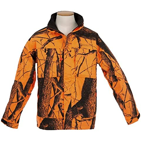 Beretta Brown Bear - Chaqueta naranja Blaze Orange Talla:large