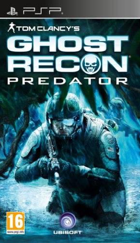 Tom Clancy's: Ghost Recon - Predator (PSP)