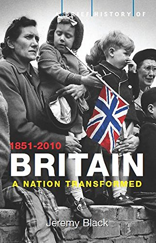 A Brief History of Britain 1851-2010 Cover Image