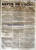 Telecharger Livres REVUE DE L OUEST No 59 du 17 05 1855 JOURNAL POLITIQUE ET D ANNONCES (PDF,EPUB,MOBI) gratuits en Francaise