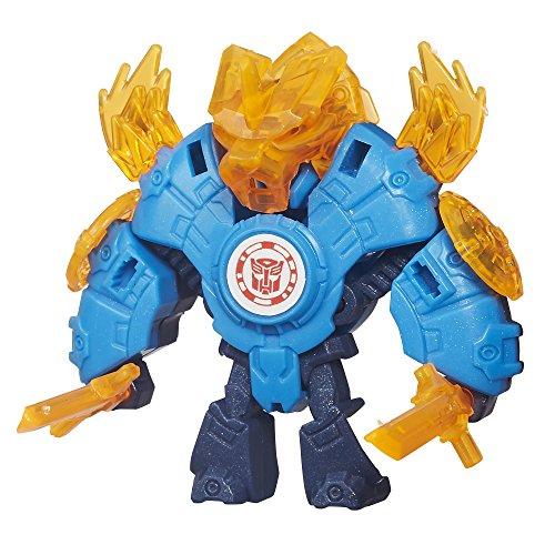 Transformers Minifiguren (Transformers : Robots In Disguise – Mini-Con – Blizzard Strike Slipstream – Mini-Figur 5 cm)