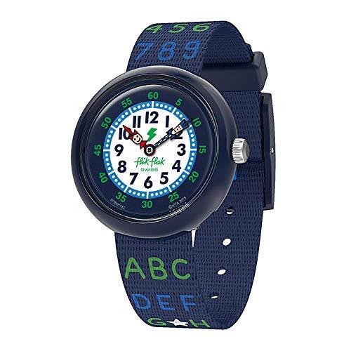 Flik Flak Jungen-Armbanduhr Blue AB34 FBNP132