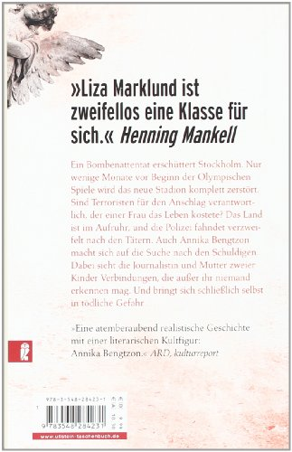 Olympisches Feuer: Kriminalroman (Ein Annika-Bengtzon-Krimi, Band 1): Alle Infos bei Amazon