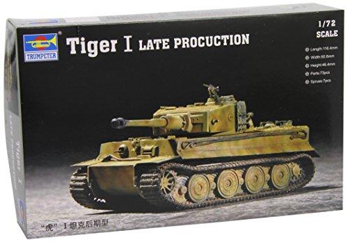 Trumpeter - Maqueta de Tanque Importado de Alemania