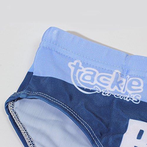 Optimum Men' s Tackle ottimale biancheria intima slip Blau - Cardiff Blues