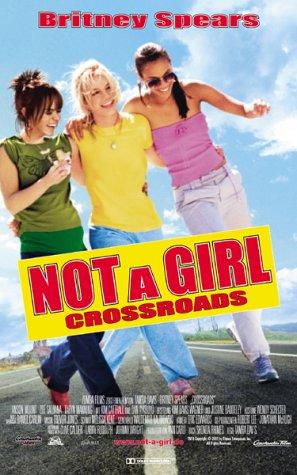 Preisvergleich Produktbild Not a Girl - Crossroads [VHS]
