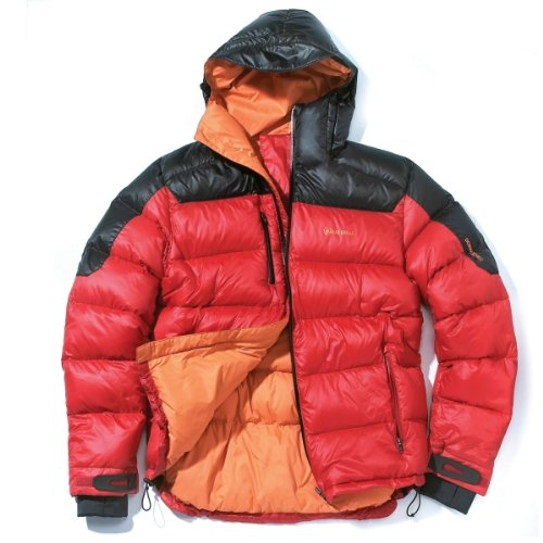 Craghoppers Herren Jacke Bear Trek Bear Red/Black