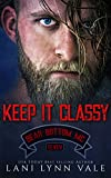 Keep It Classy (The Bear Bottom Guardians MC Book 7) (English Edition)