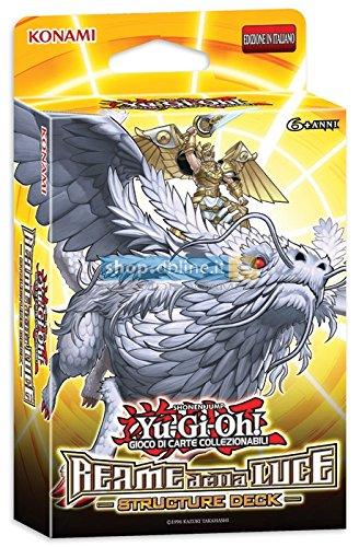 Zoom Yu-Gi-Oh! Str.Deck Reame della Luce