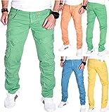 Kosmo Lupo Herren Jeans Hose Clubwear Freizeit Denim J.2.1