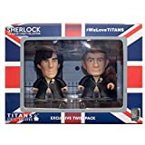 Funko Pop! Sherlock Titans: Sherlock & John Wedding Actionfigur