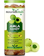 NourishVitals Amla Dried Fruit Dehydrated Fruits 200 gm