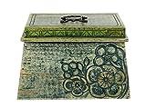 Joyero-de-madera-grande-caja-de-baratija-organizador-recuerdo-caja-de-almacenamiento-handcrafted-accesorio-de-mesa-de-vestir